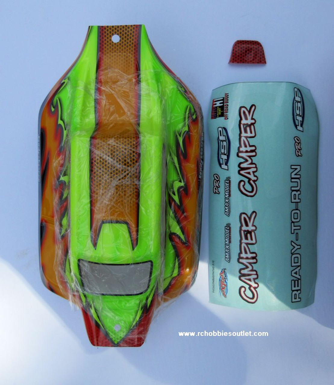 99592  1/8 Scale Body Shell for HSP EB8 RC Buggy