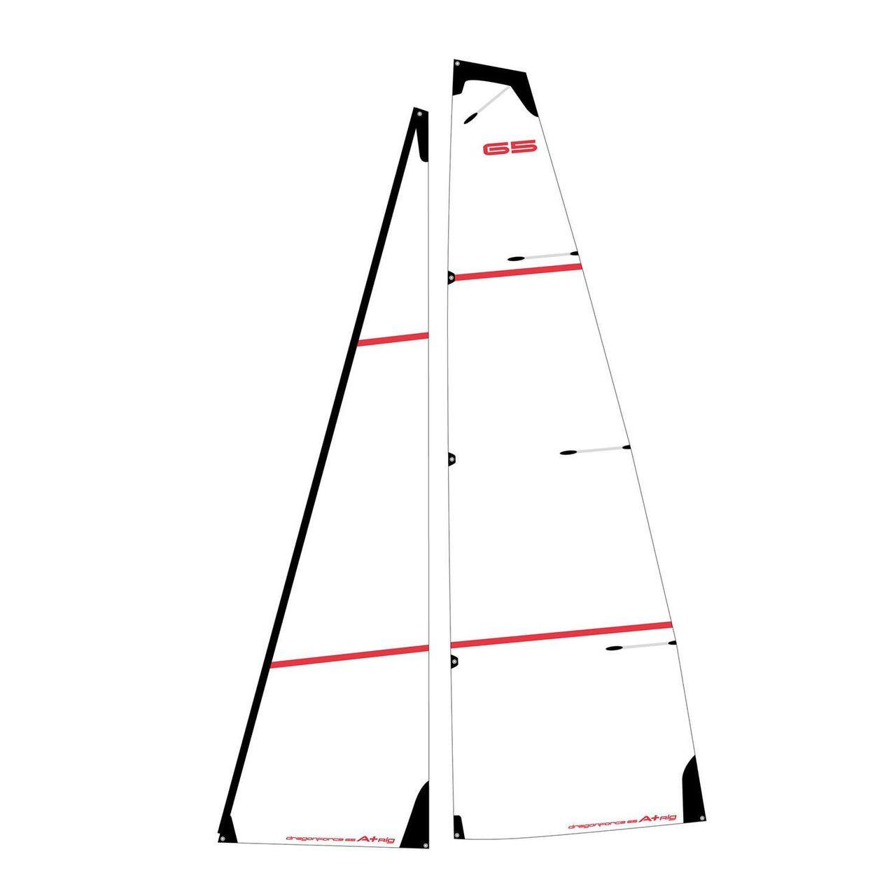 881508 Dragon Force 65 V6 A+ Printed Mylar Sail Set