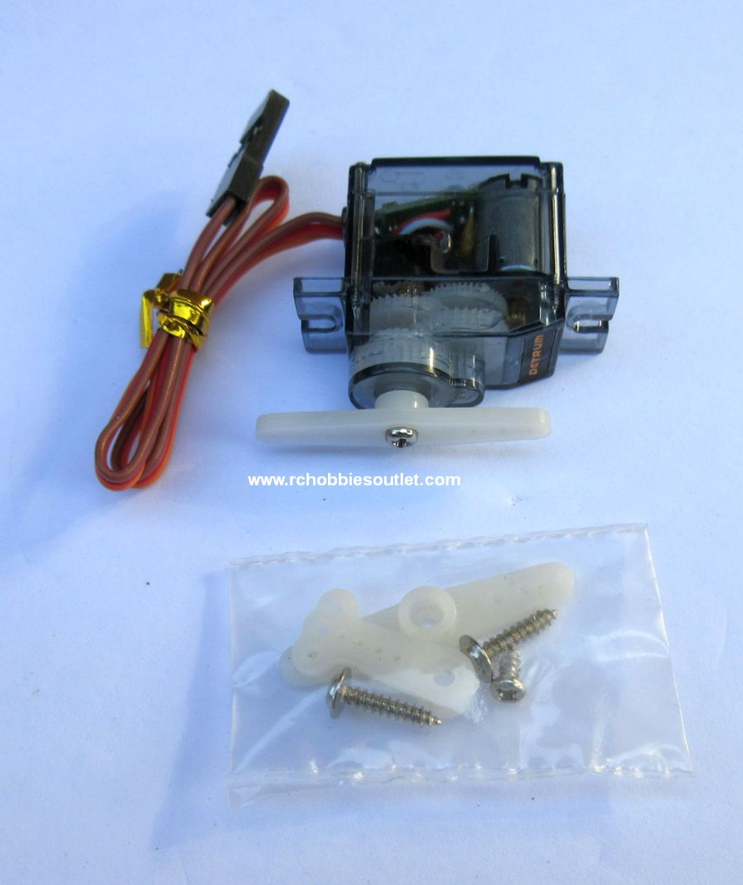 DY-1007 Servo 9 g for RC Airplanes