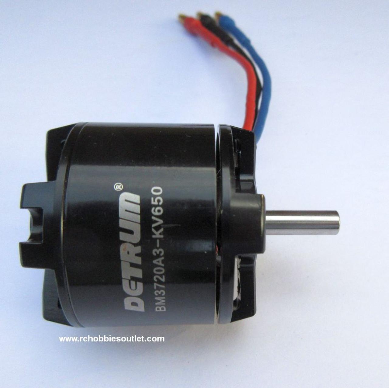 BM3720A-KV650 Brushless Motor