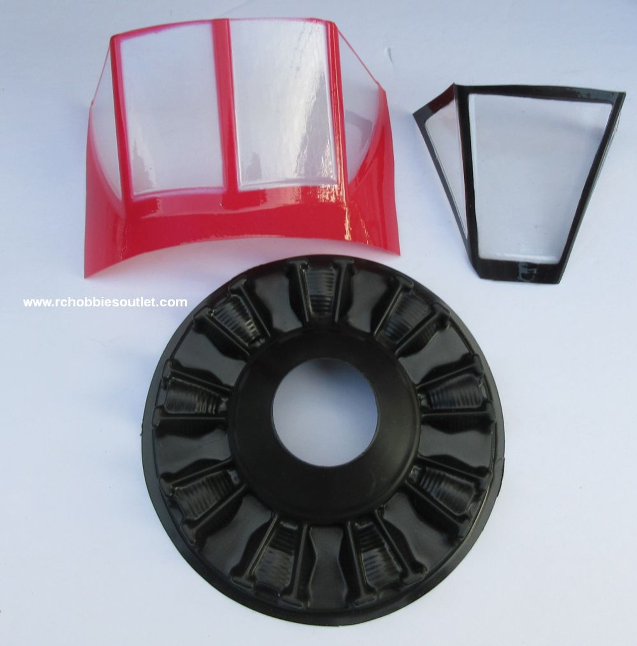 Canopy Components for Dynam Waco