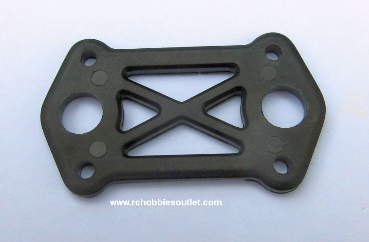 60054 Center Diff Top Plate HSP Redcat