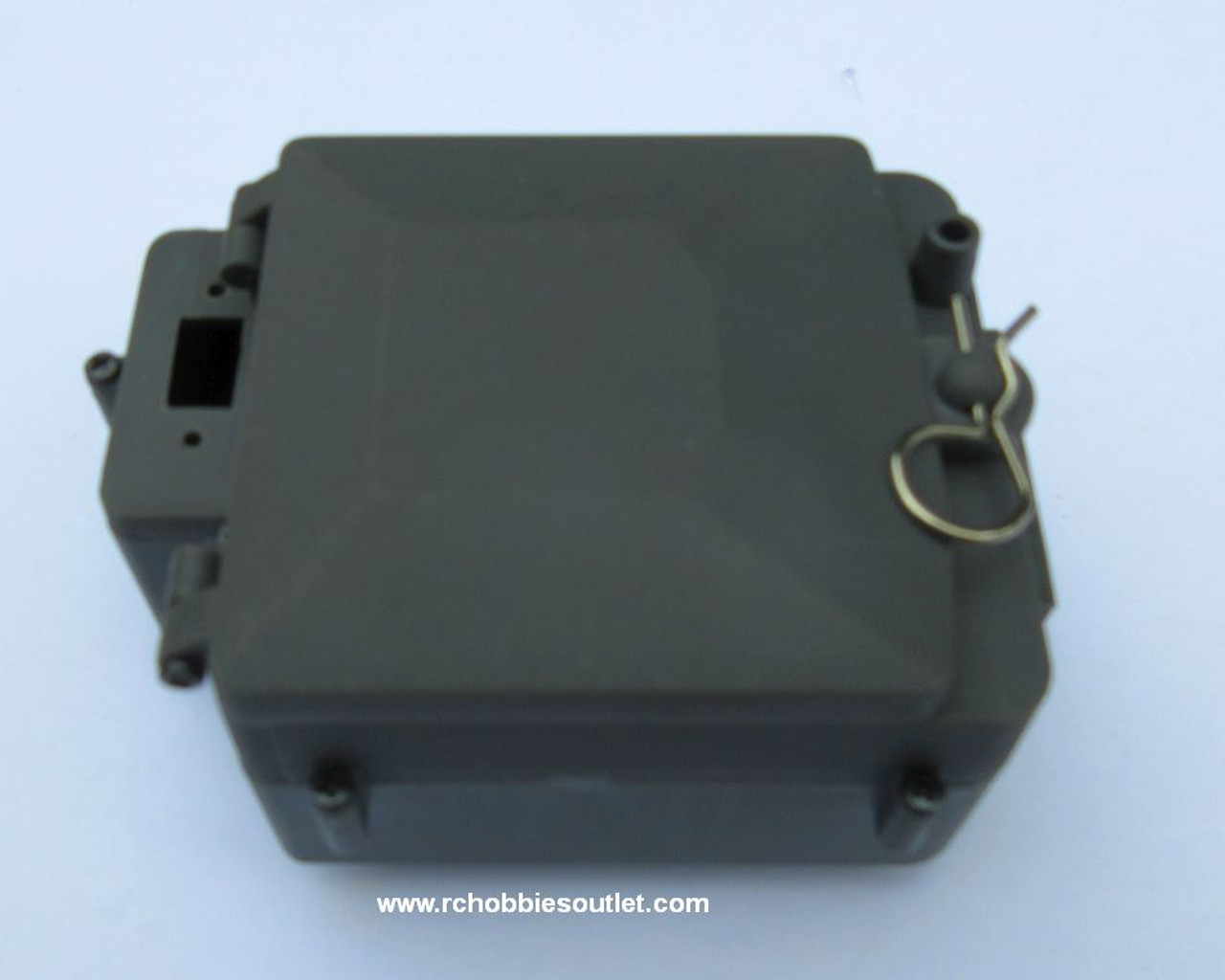 81055 RC Battery / Receiver Case - 1/8 HSP Tornado, Bazooka