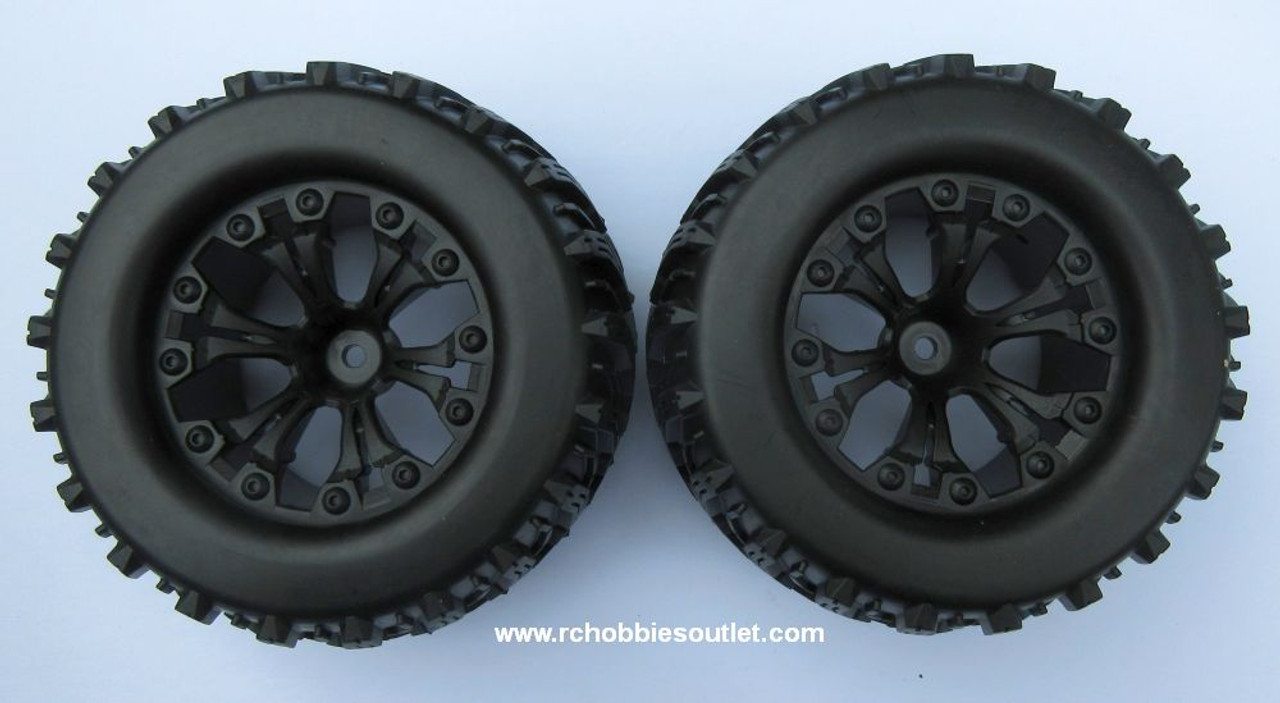 70121 Wheel Complete ( 1 pair)