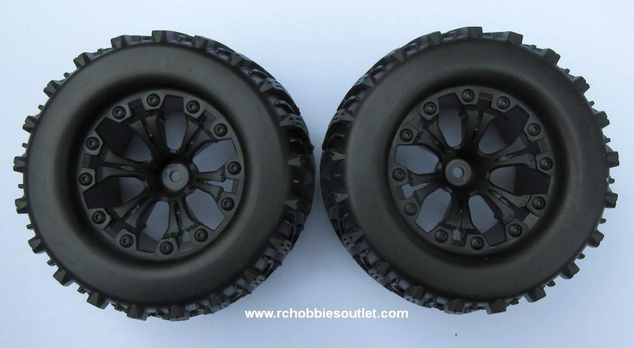70121 Wheel Complete ( 1 pair)