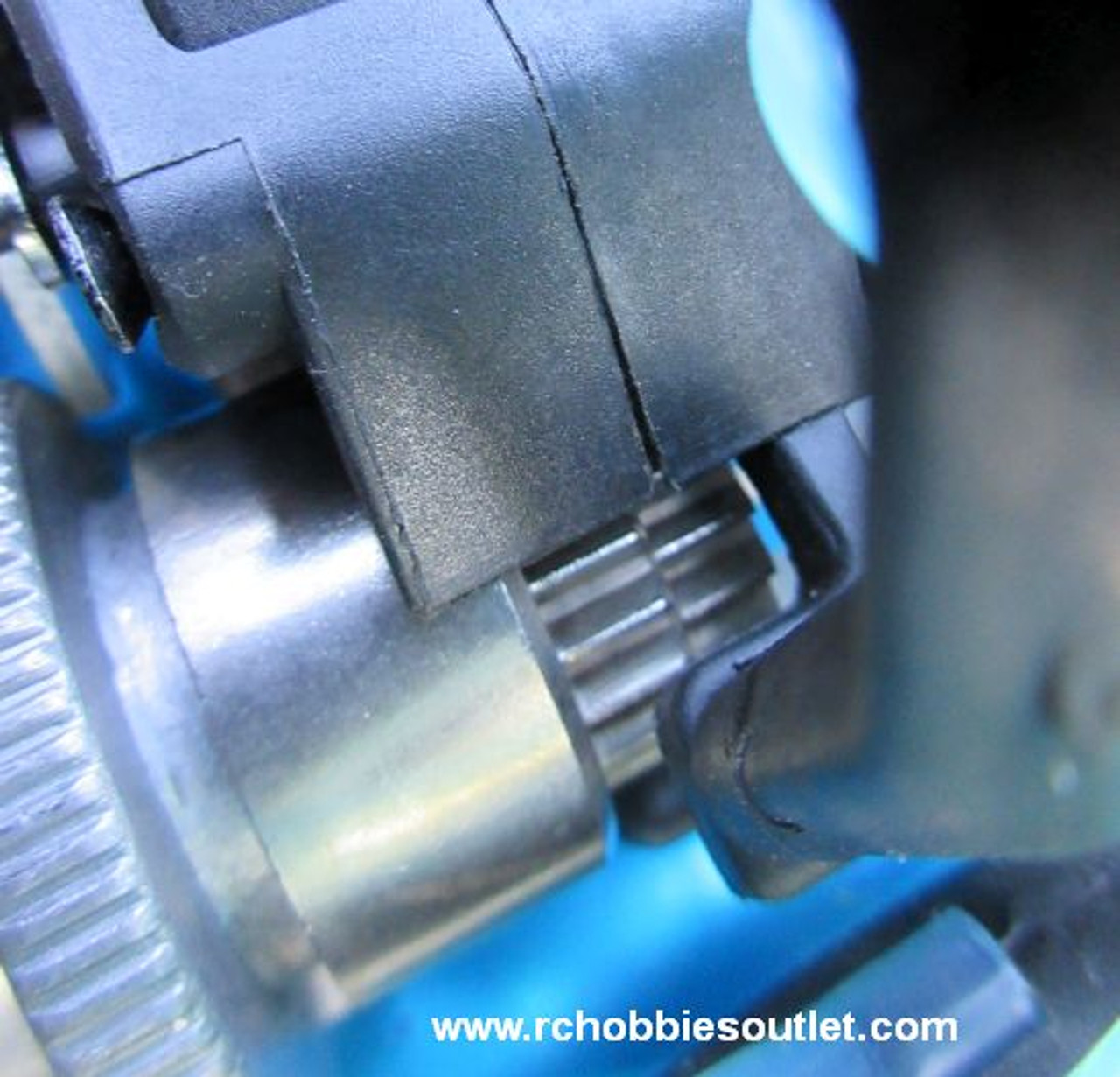 RC Nitro Buggy / RC Car  HSP WARHEAD 2 Speed 2.4G 1/10 RACE 10738