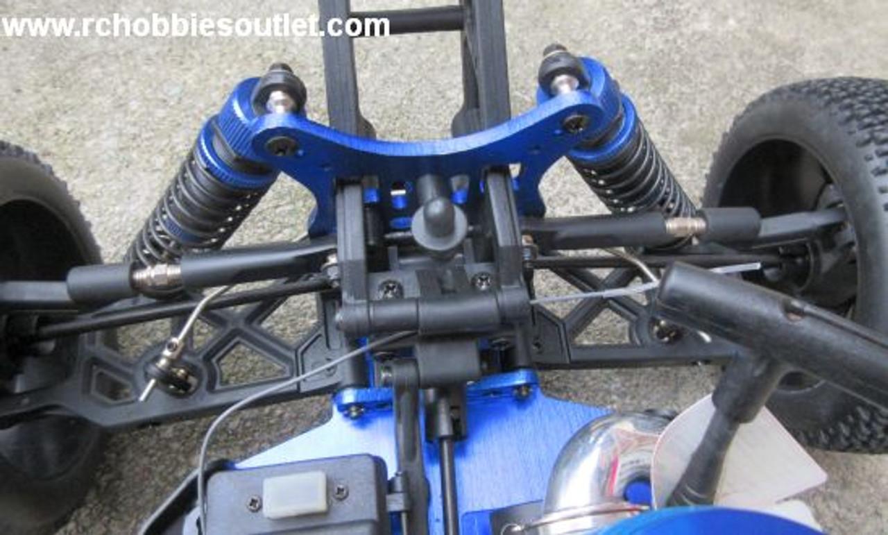 RC Buggy / Car  NB6 4.25cc Nitro Gas Engine 1/8 Scale  4WD 2.4G 97091