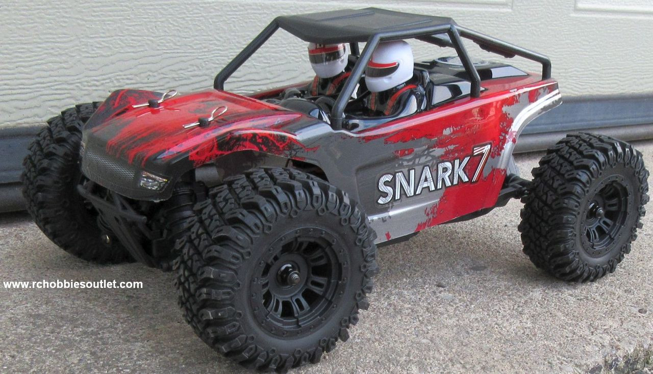 RC Electric Truck HSP SNARK 1/16 Scale 4WD 2.4G  Ready to Run 82693