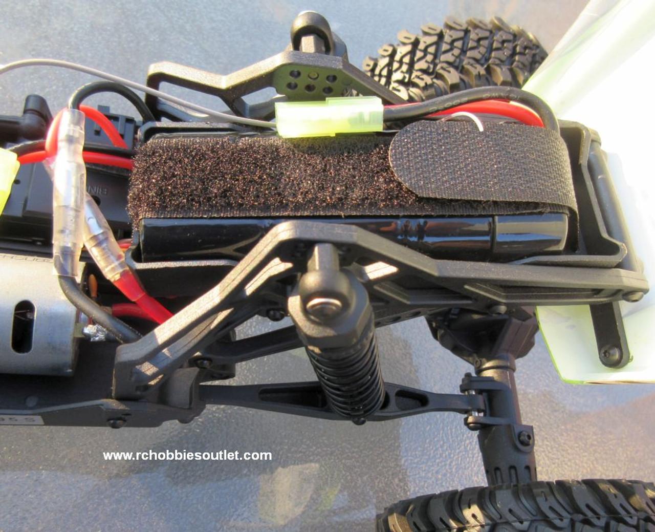 Velcro Battery Holder