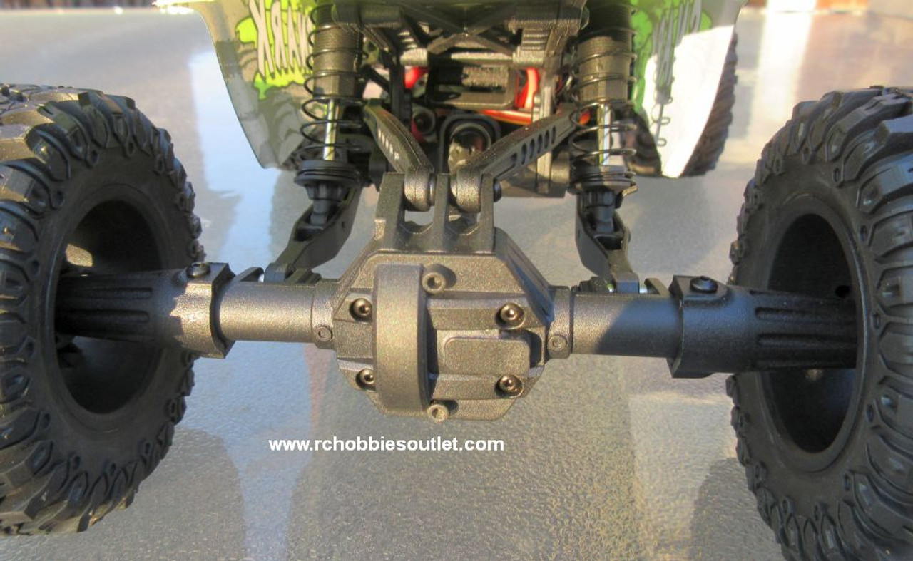 Rear Straight Shaft Based Suspension