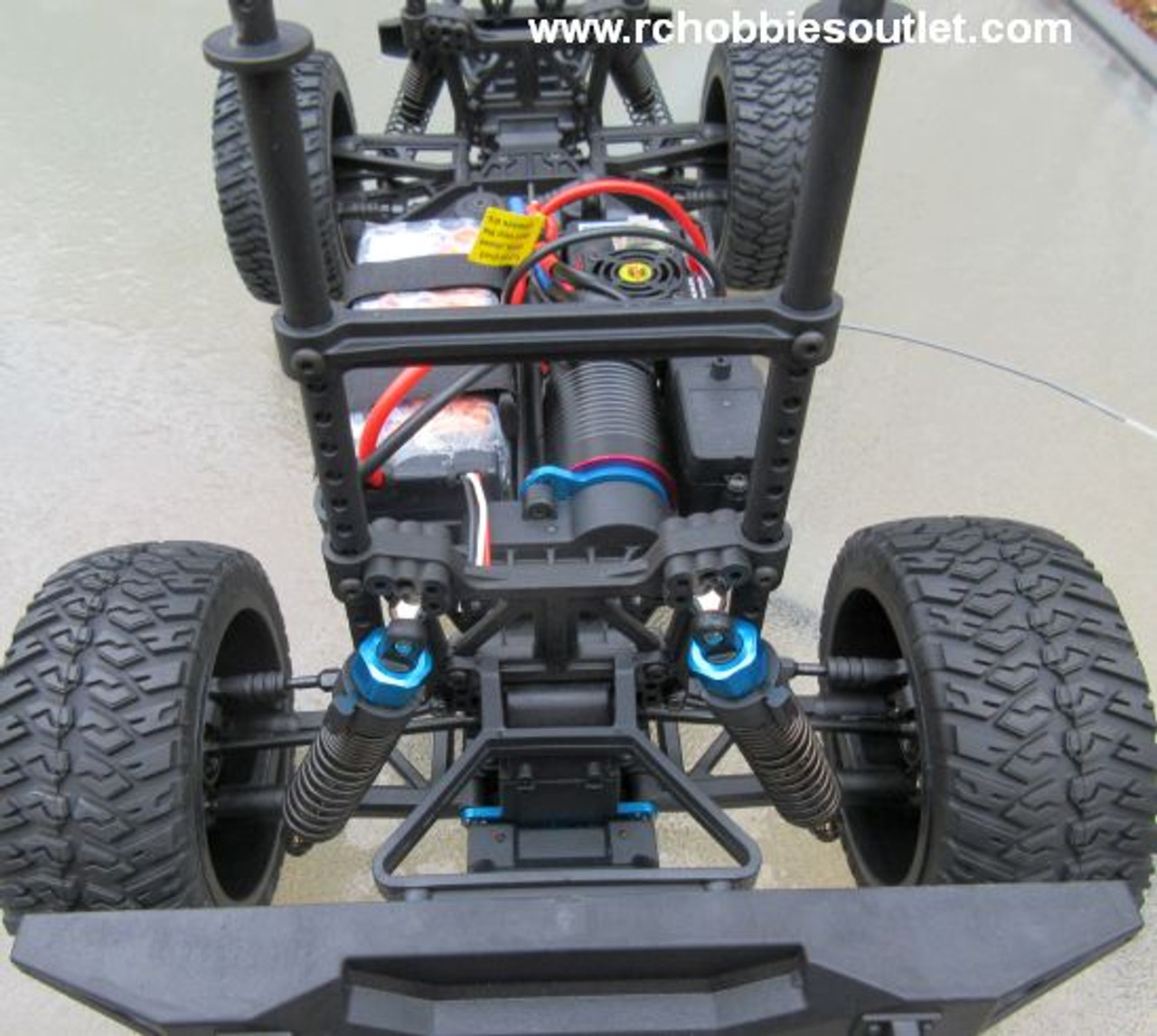 EP  Pro RC Truck Brushless Electric 1/10 4WD LIPO 2,4G 70293