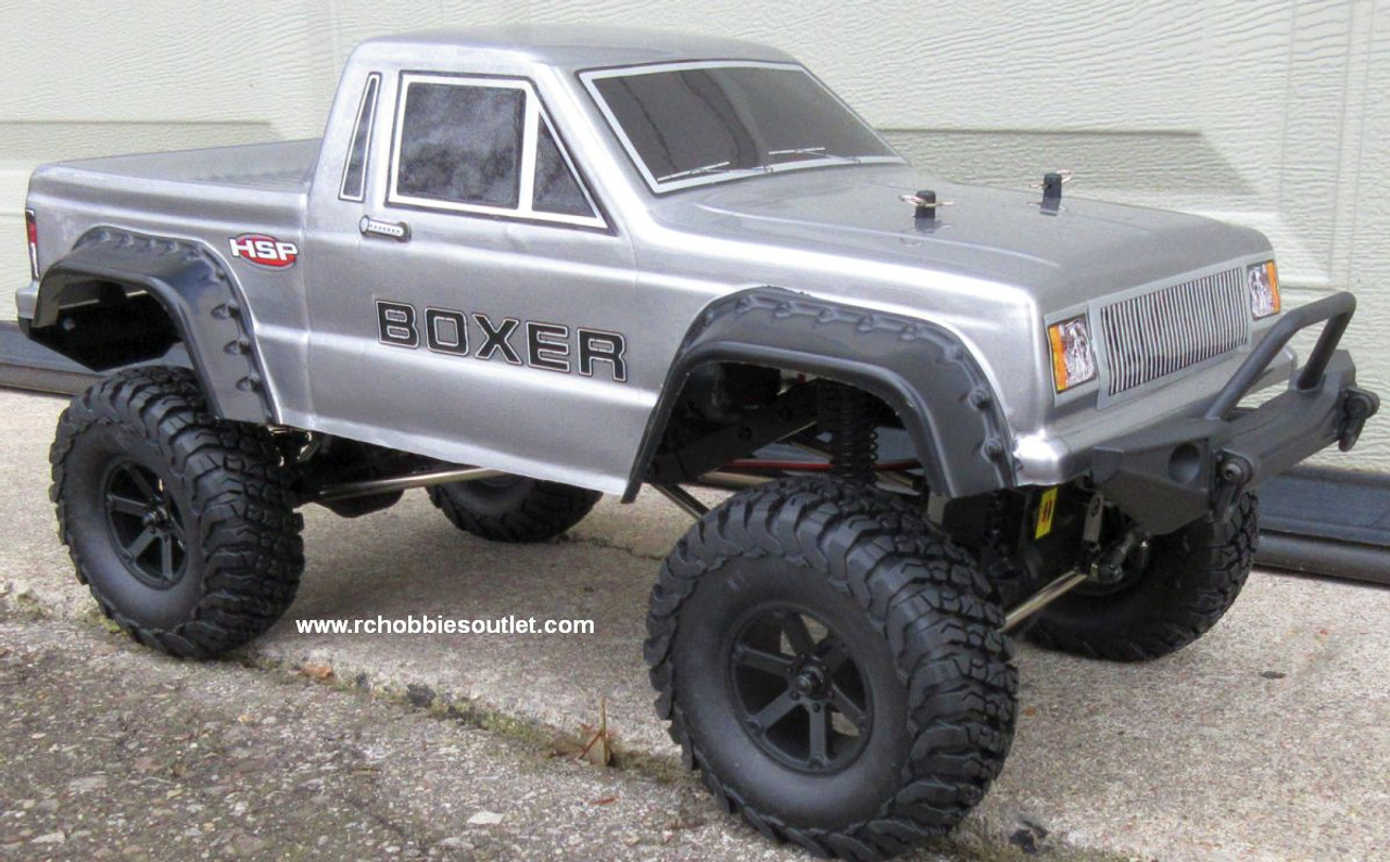 RC Crawler/Trail Truck BOXER Electric 1/10 Scale RTR 2.4G 4WD  70682