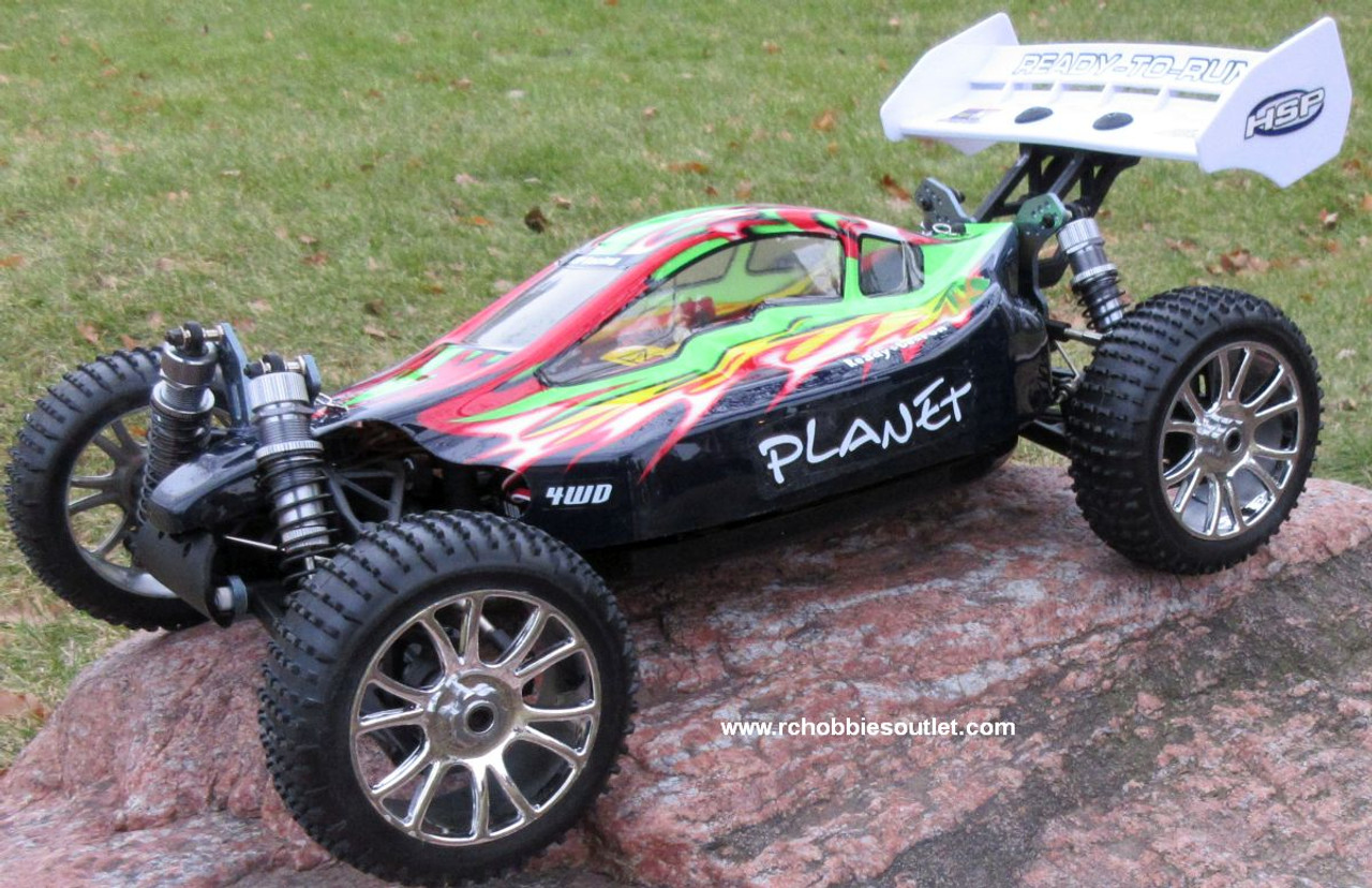RC Buggy /Car Brushless Electric 1/8 Scale TOP2 PRO LIPO 4WD  86092S