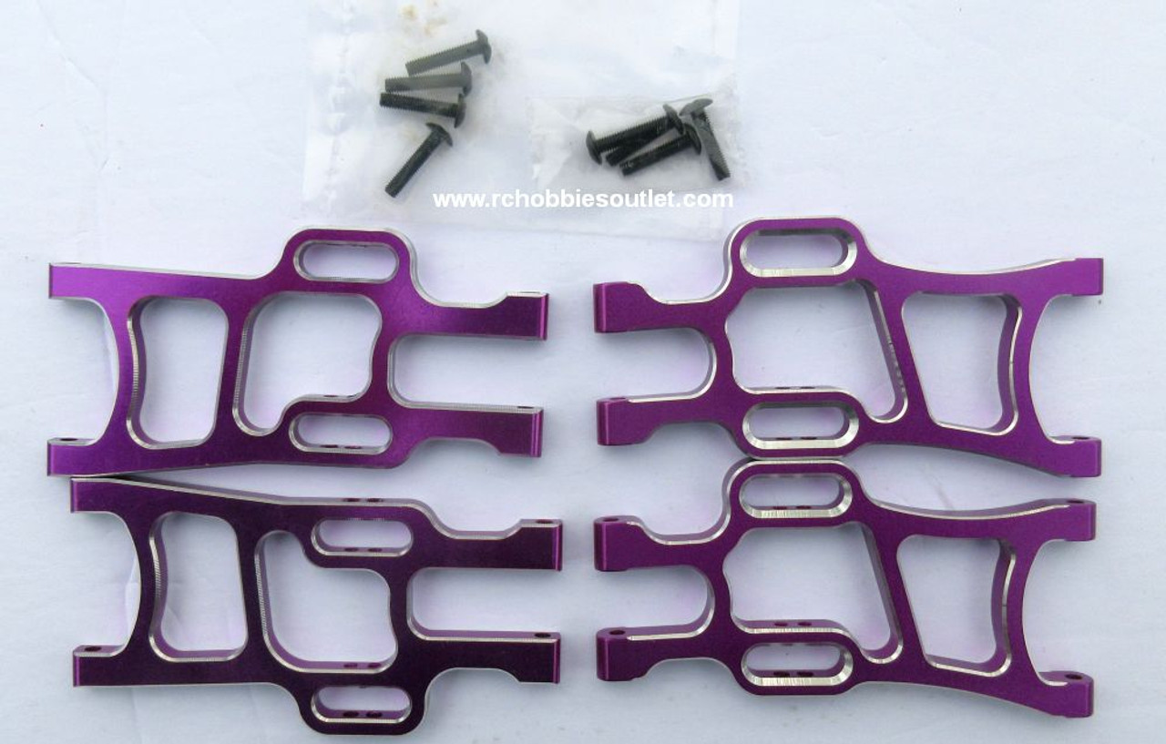 1/10 Scale Lower Suspension Arm Upgrade Bundle 106619 and 106621