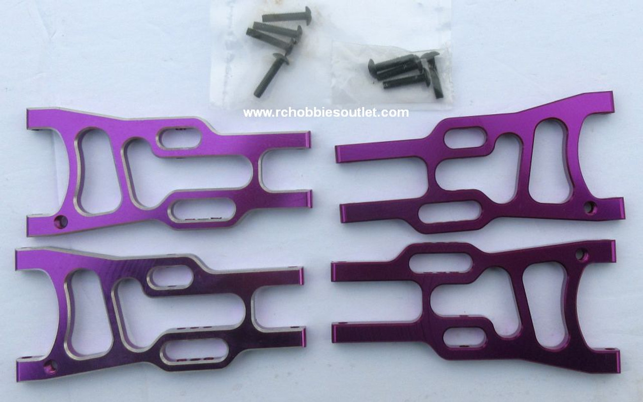 1/10 Scale Lower Suspension Arm Upgrade Bundle 108819 and 108821