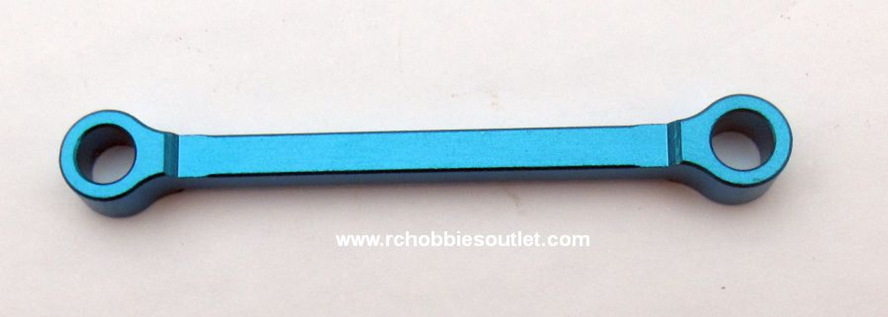 102040  or 102240  Blue Aluminum Upgrade  Ackerman Plate
