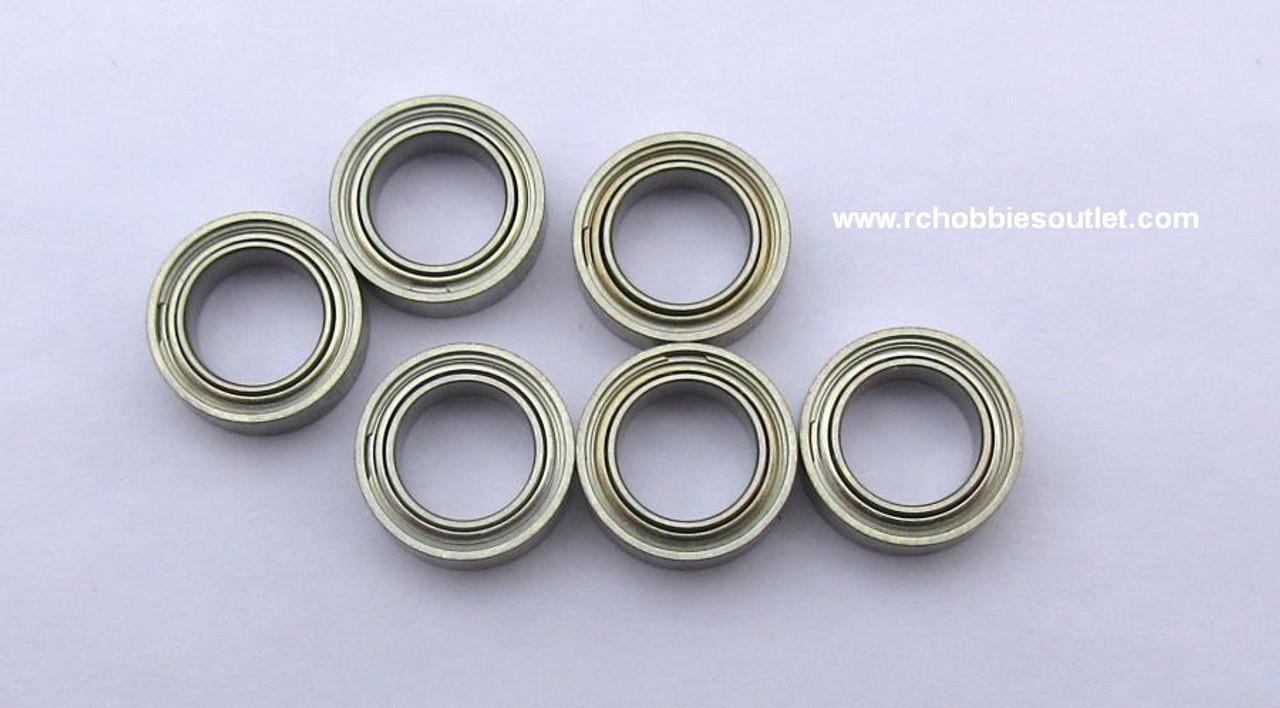 14559 Ball Bearings 8x5x2.5mm  HSP (6 pieces)