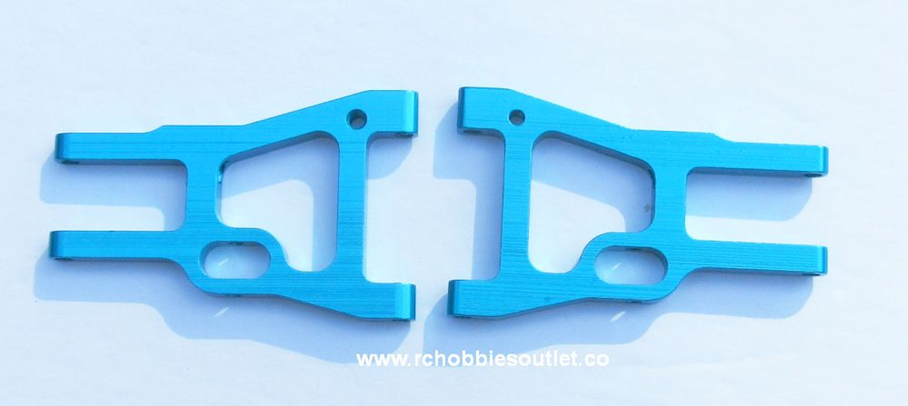 102019 HSP Blue Aluminum Front Lower  Arm for  1/10 Scale Car 102219