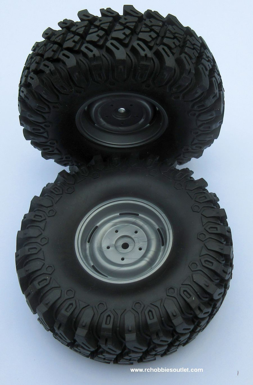70624  1.9 Inch Pre-mount Tire and  Wheel Set  ( 1 pair)
