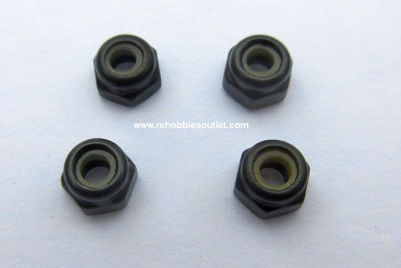 70211  Nylon Nut M2.5