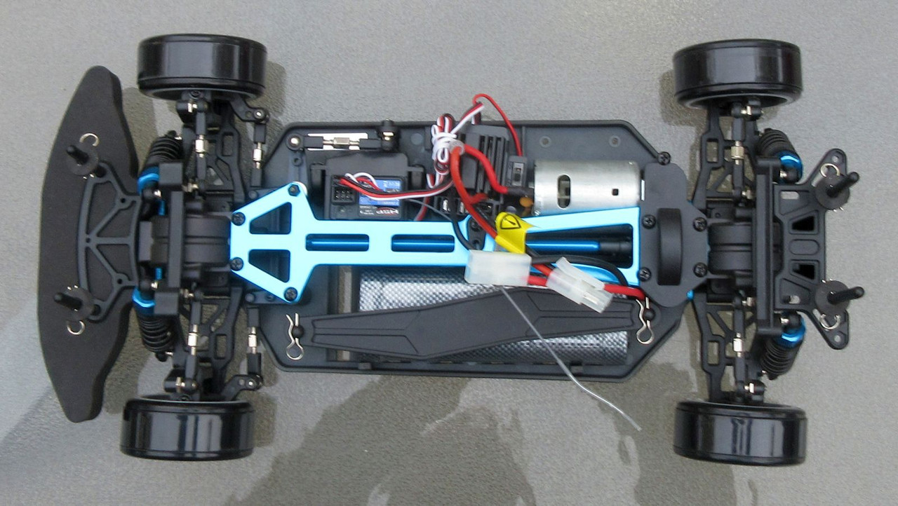 RC Drift Car Electric Radio  Control RTR 1/10 2.4G 4WD 01033-A