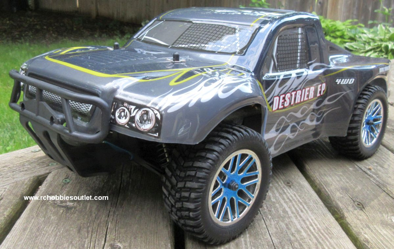 RC Short Course Truck Brushless Electric 1/10 LIPO 4WD 2.4G RTR 10700-3