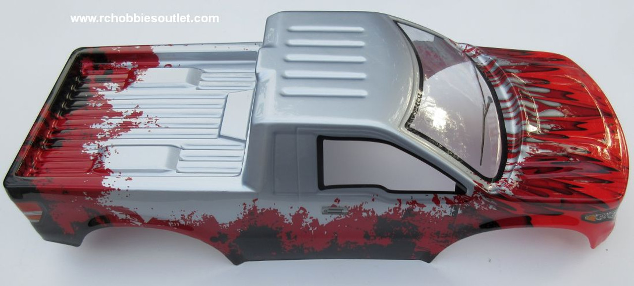 88073 Body Shell for HSP 1/10 Scale Monster Truck