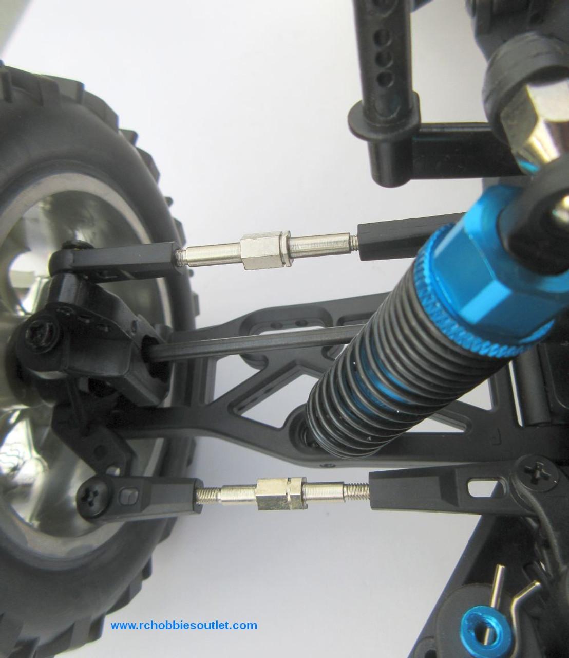 RC Desert Monster Truck Brushess Electric 1/10 PRO LIPO 2.4G 4WD 20491