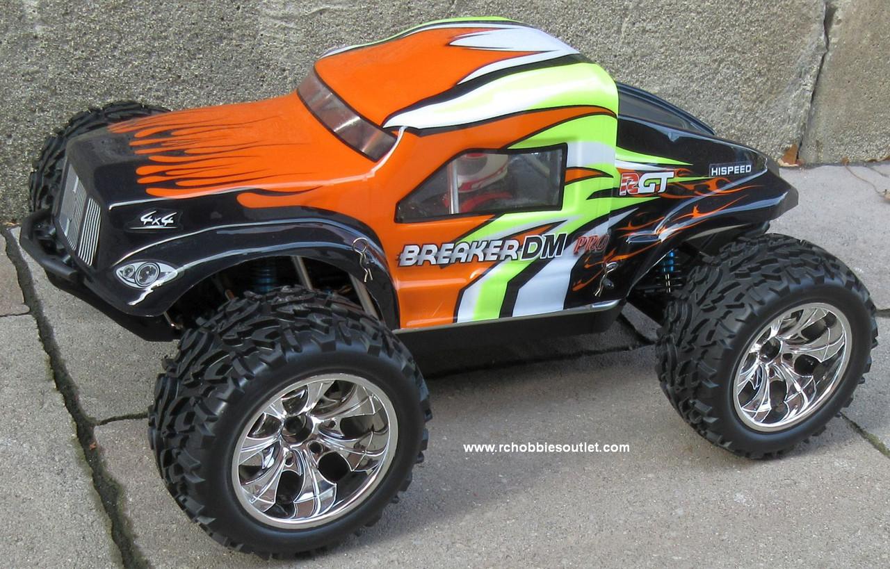 RC Desert Monster Truck Brushess Electric 1/10 PRO LIPO 2.4G 4WD 20492