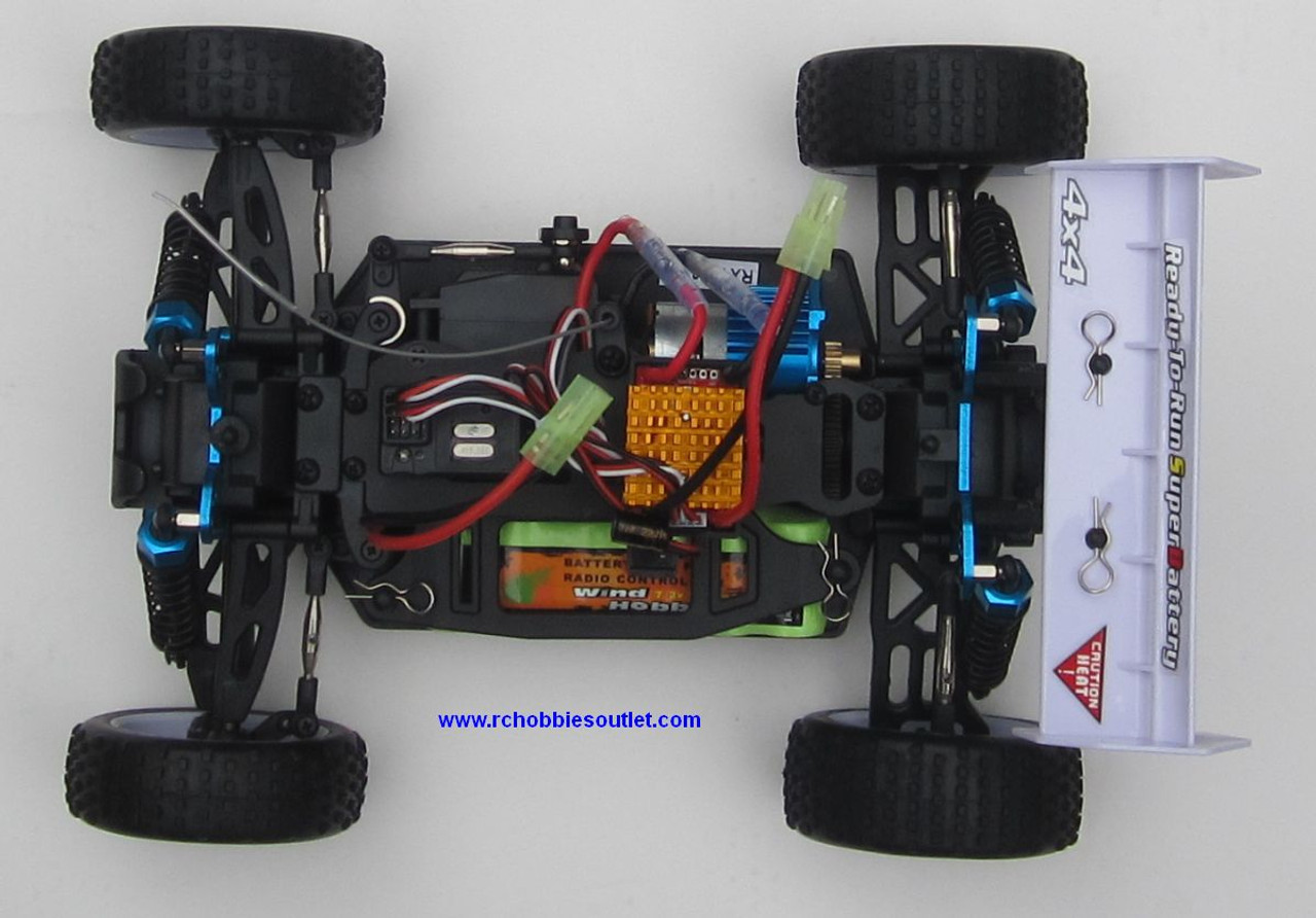RC Buggy / Car 1/16 Scale  4X4  Electric  4WD RTR 2.4G YX16052