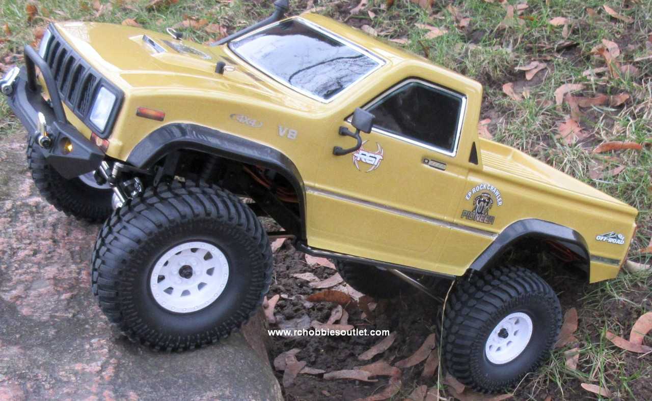 HSP / RGT Pioneer Pro Class Rock Crawler Truck  1/10 Scale RTR 2.4G 4WD  86200-2C