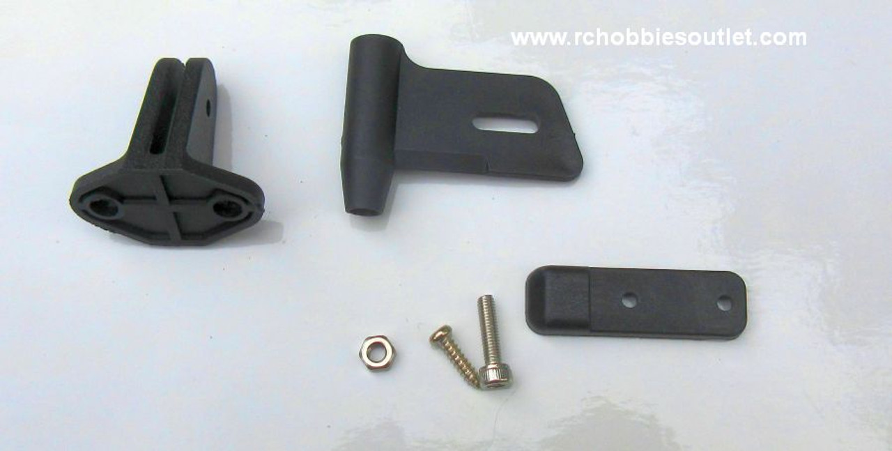 860205 Joysway Rocket Brushed Gear Shaft Strut Set