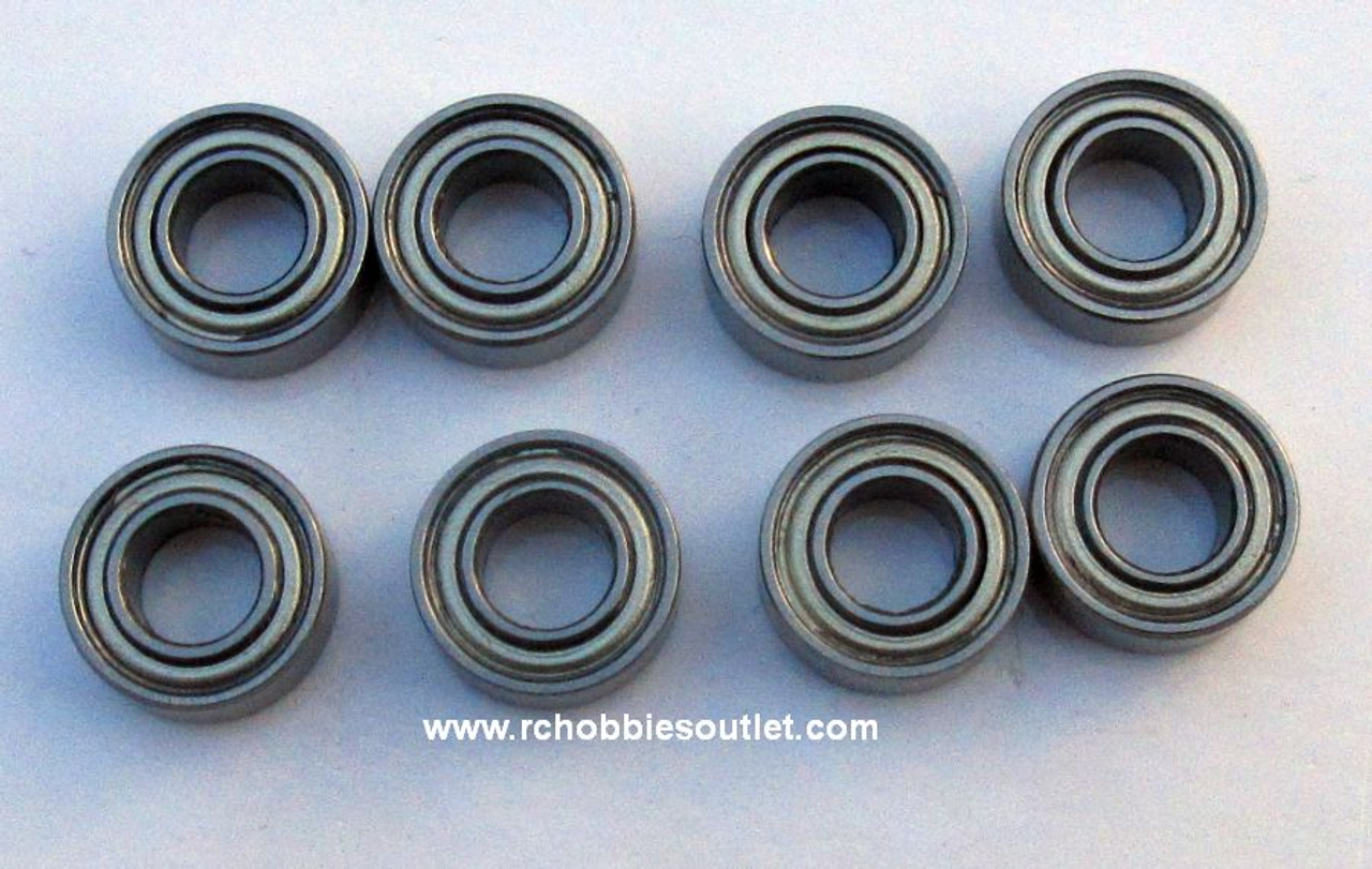 18033  Ball Bearing 5x10x4mm HSP Redcat