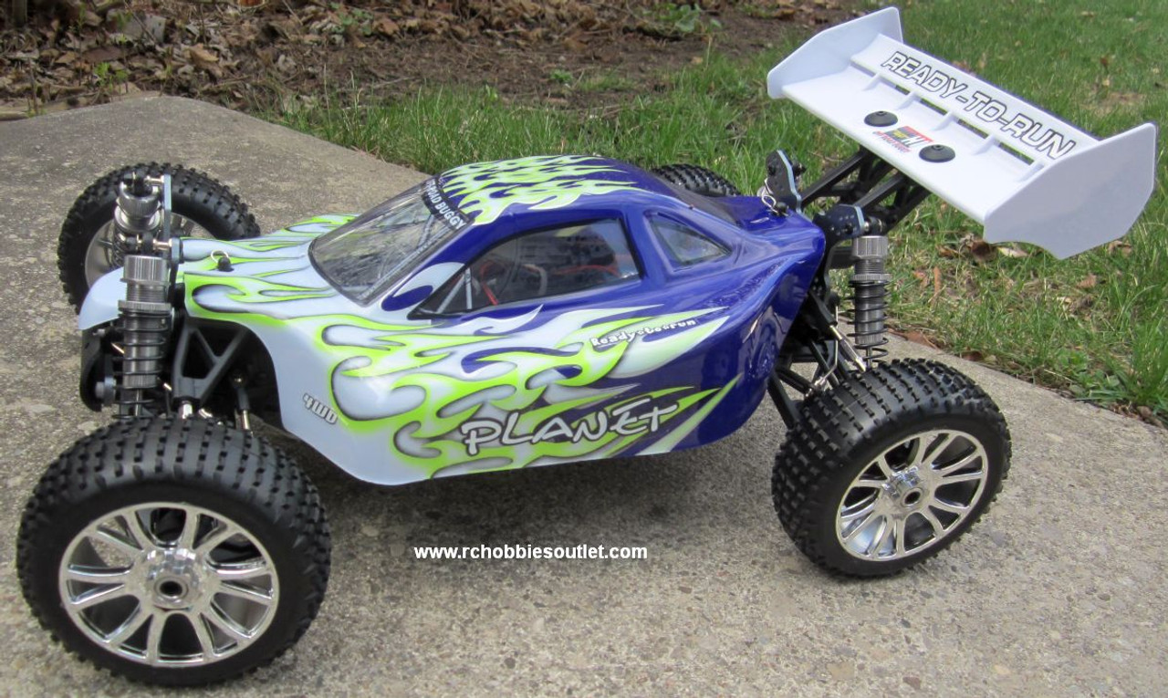 RC Buggy /Car Brushless Electric 1/8 Scale TOP2 PRO LIPO 4WD  81339
