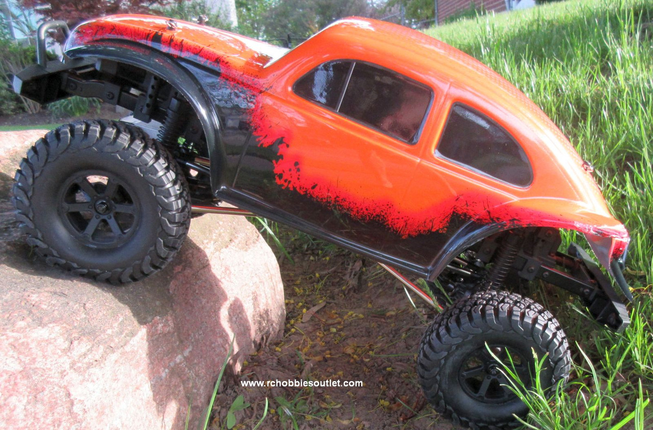 RC Crawler/Trail  Truck BOXER Electric 1/10 Scale RTR 2.4G 4WD 70672