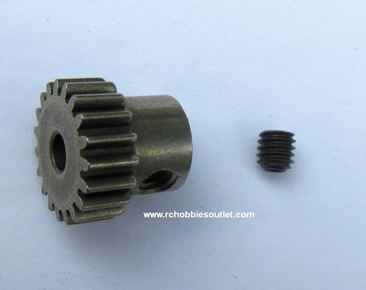 11200 Steel Motor Gear (19T)  HSP, Redcat