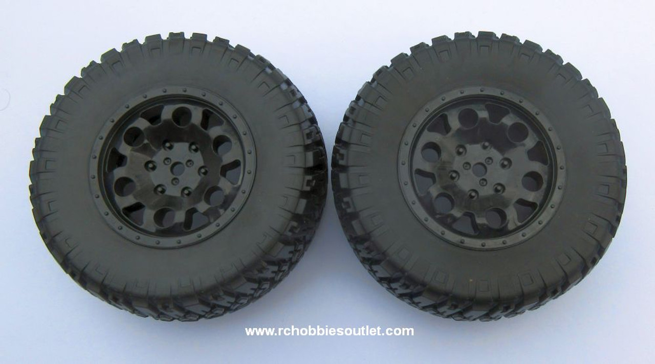 60707 Tire and  Wheel Complete ( 1 pair) HSP