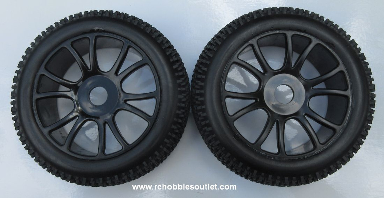 99027 Wheels for 1/8 Scale RC HSP
