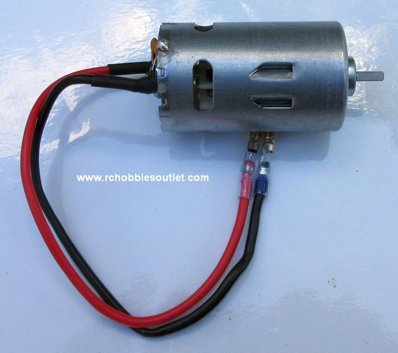 13825 HSP Brushed Motor  with Wires and Capacitors RC550