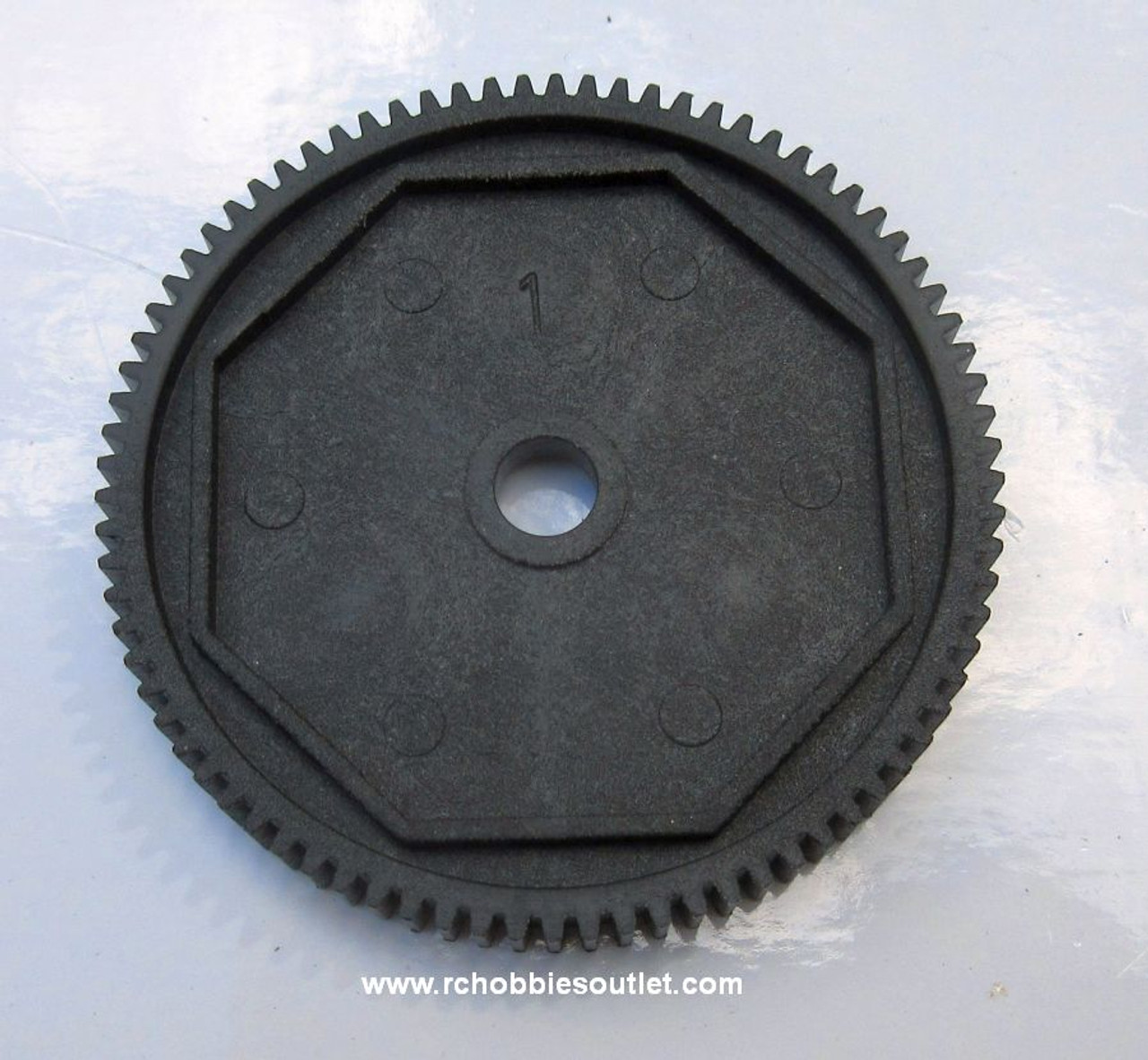 R86181 Main Gear (81T) for HSP, Redcat
