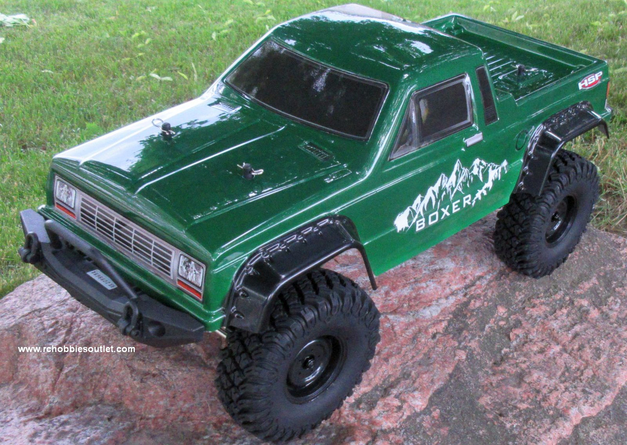 RC Crawler/Trail  Truck BOXER Electric 1/10 Scale RTR 2.4G 4WD 70685