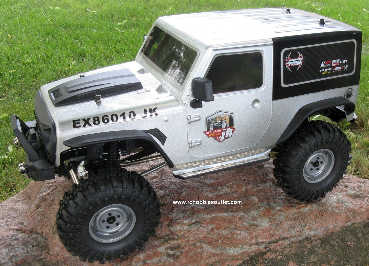 HSP / RGT Pioneer Pro Class Rock Crawler Truck  1/10 Scale RTR  4WD  86287-4