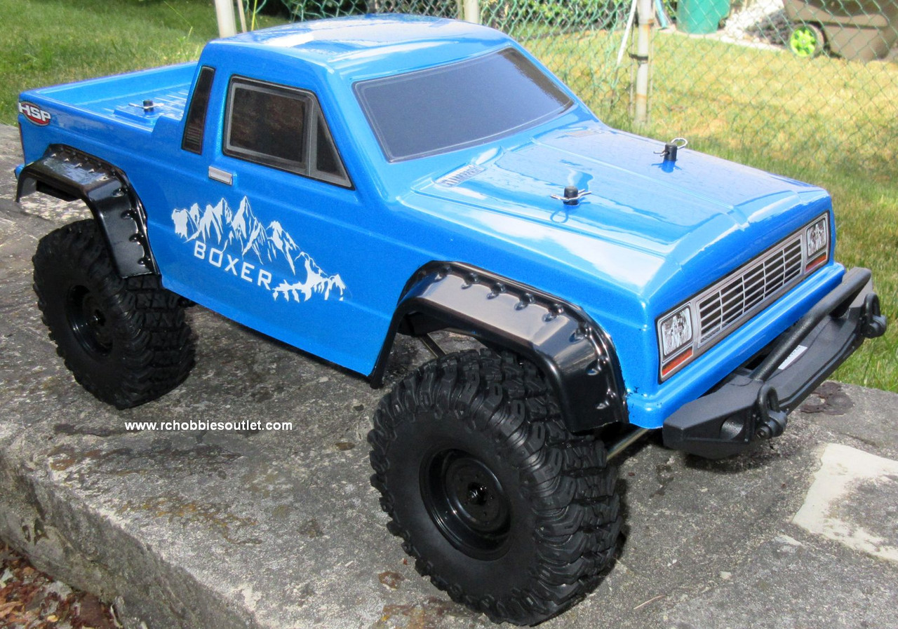 RC Crawler/Trail  Truck BOXER Electric 1/10 Scale RTR 2.4G 4WD 70687