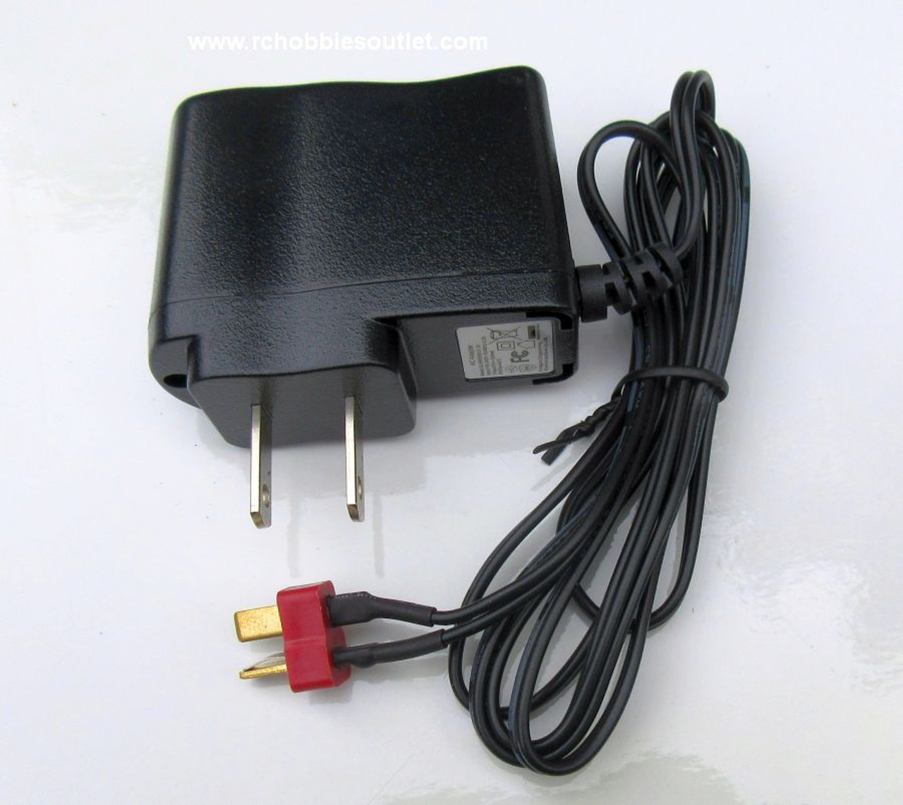 7.2 VOLT NIMH RC Battery Charger  500mA T Connector  28451