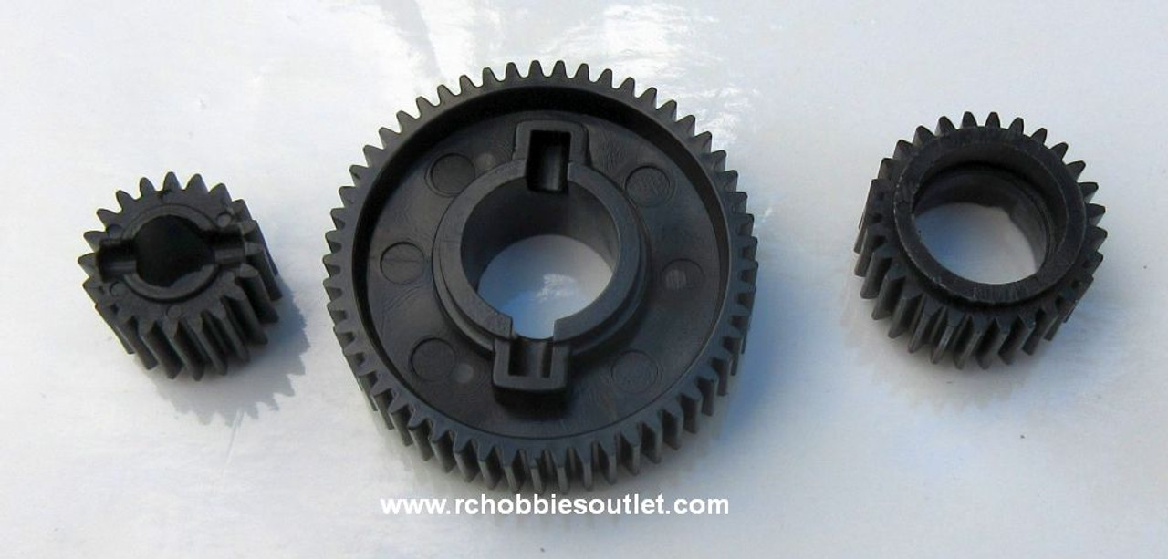 R86027 Transmission Gear set ( 20T+ 28T + 53T) for RGT 86100 Crawlers