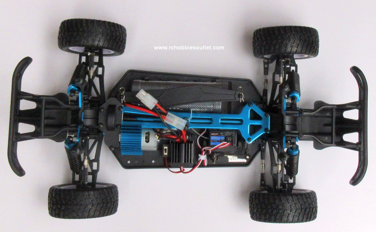 RC Short Course Truck Electric 1/10 Scale 2.4G  4WD RTR 10070-1