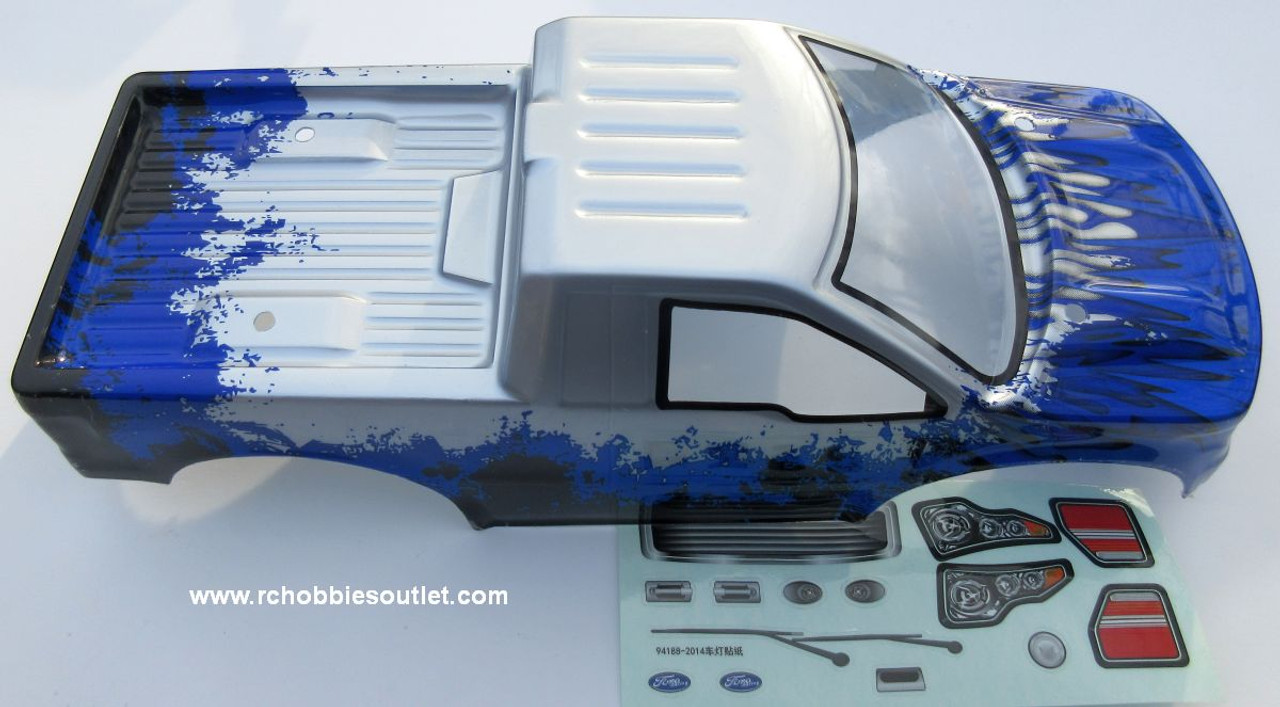 88074 Body Shell for HSP 1/10 Scale Monster Truck