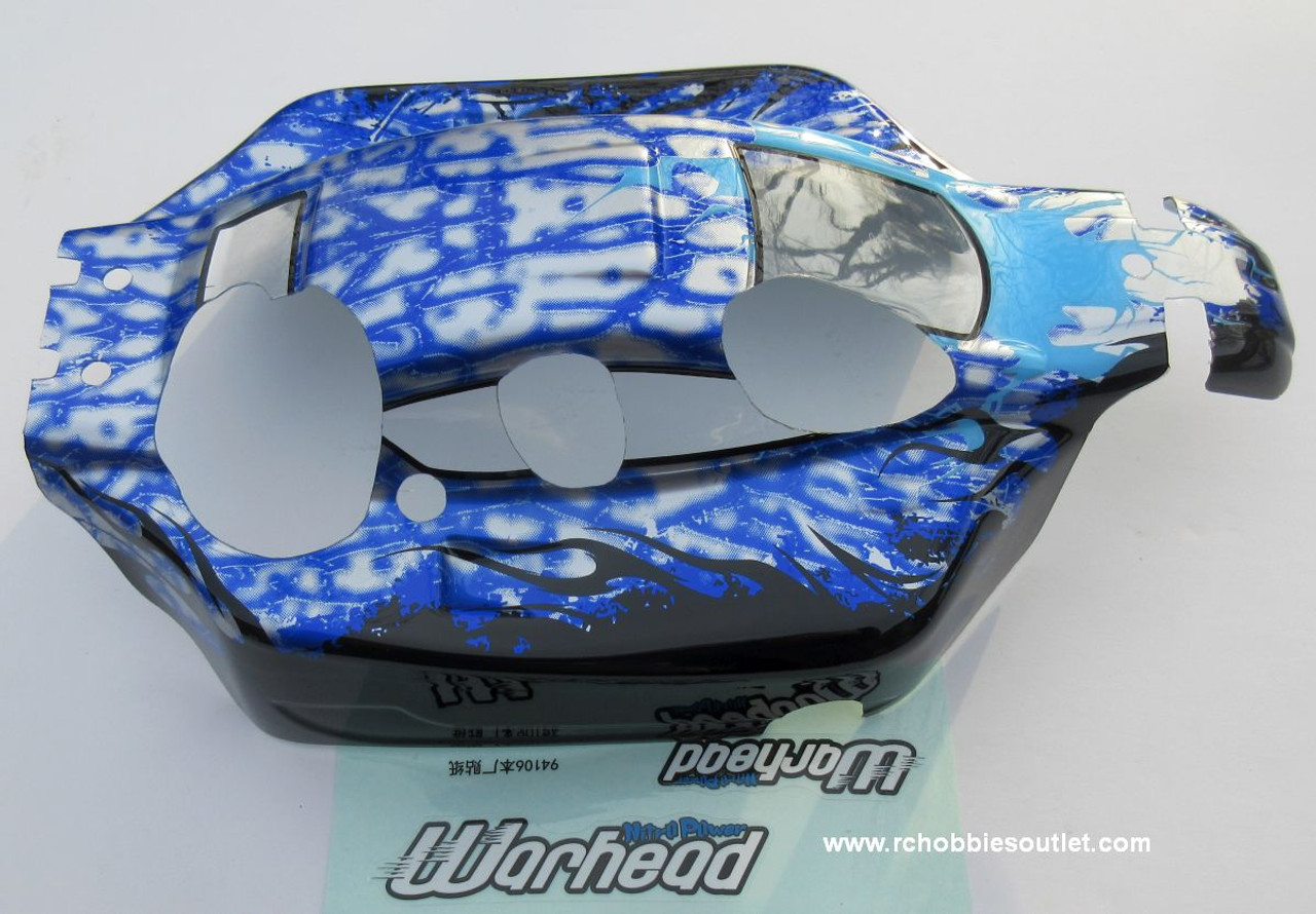 10738 1/10 Scale Body Shell for HSP  RC Buggy