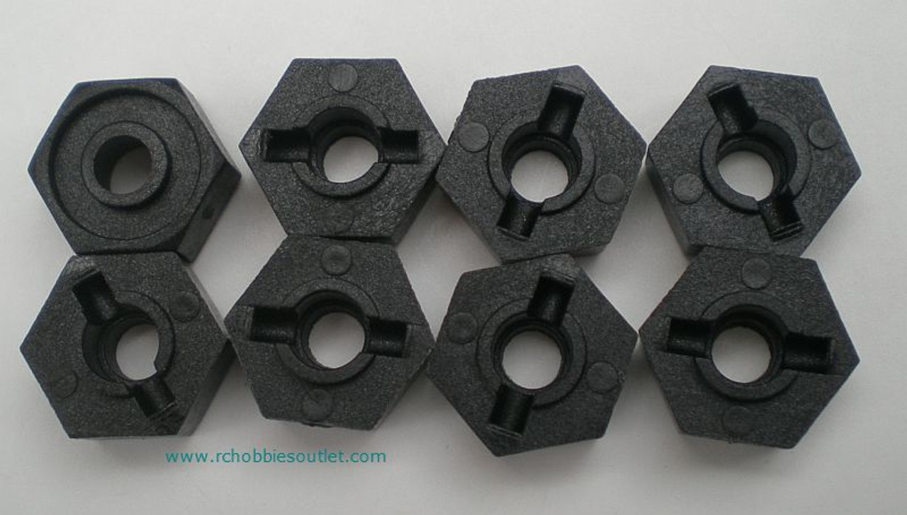 02100 WHEEL HEX NUT HSP ATOMIC TYRANNO HIMOTO ETC