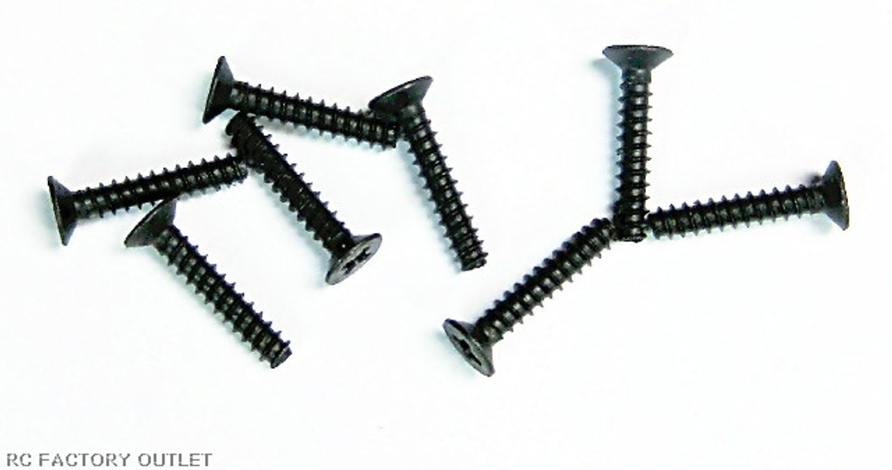 60091 Countersunk Self-tapping Screw 3*16 8P